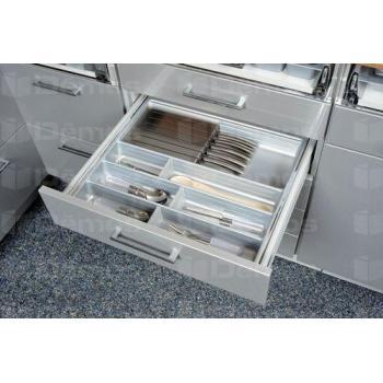 Evőeszköztartó Scoop 80 ezüst (740x490)