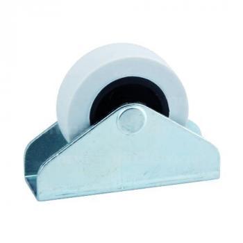 Görgő 51mm fix gumis