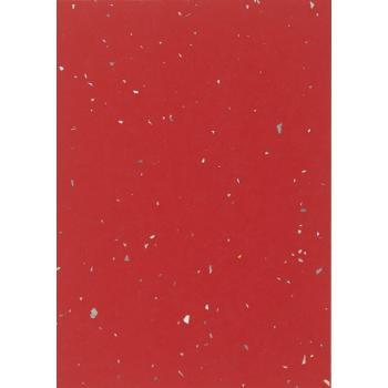 METALLIC RED munkalap